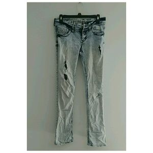 Distressed Jeans by Hydraulic from Kohls